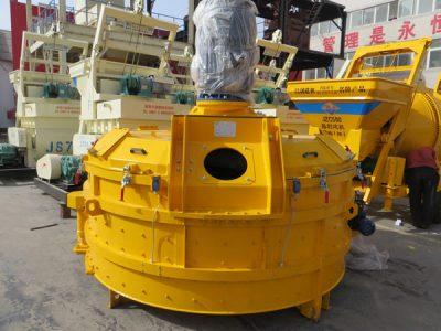 JN1000 planetary concrete mixer