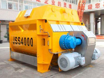 JS4000 concrete mixer