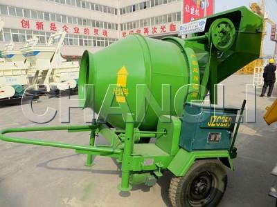 JZC250 concrete mobile mixer