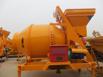 JZC500 drum concrete mixer