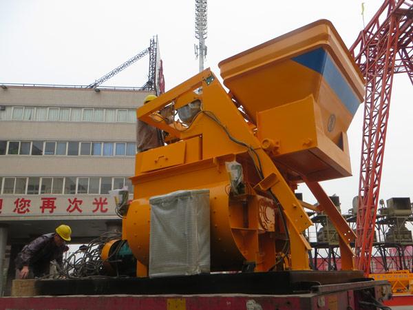 concrete mixer for sale