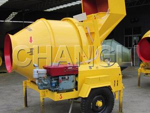 diesel-concrete-mixer