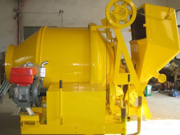 Concrete Diesel Mixer manufacturers & suppliers