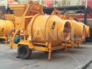 drum-concrete-mixer