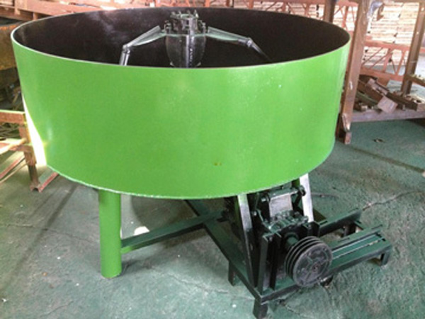 pan concrete mixer for exporting