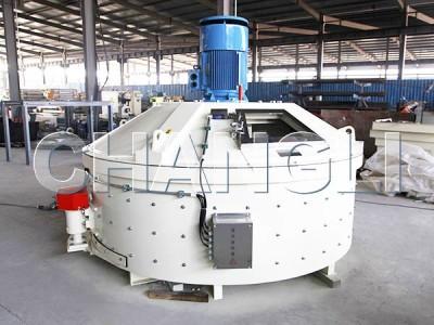 planetary concrete mixer china