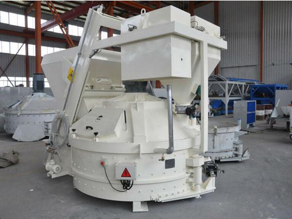 JN500 planetary concrete mixer