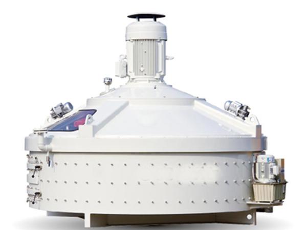 JN350 planetary concrete mixer