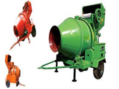concrete drun mixers