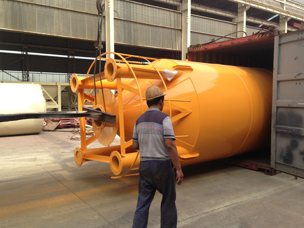 Best Cement Silo For Exporting