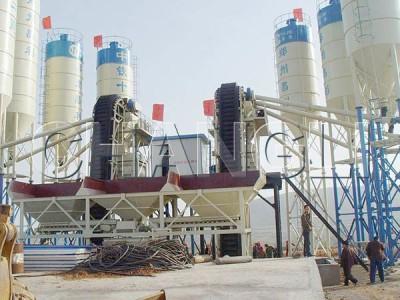 Best HZS60 Stationary Concrete Batching Plant