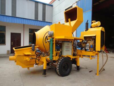 Best JB30R Diesel Concrete Mixer Pump