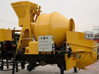 Best JB40R Diesel Concrete Mixer Pump