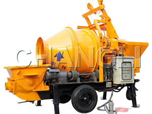 best-jbs40-electric-concrete-mixer-pump