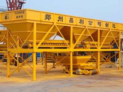 Best PLD1200 Concrete Batching Machine