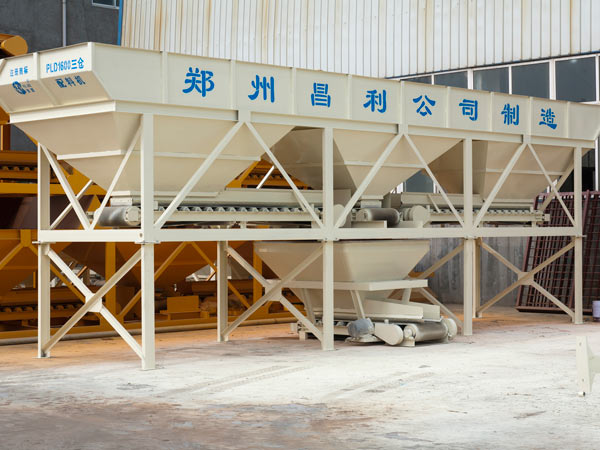 Best PLD1600 Concrete Batching Machine