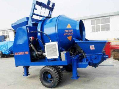 JBS40-JS500-Electric-Concrete-Mixer-Pump