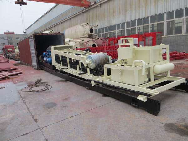 best YHZS35 mobile concrete batching plants delivery