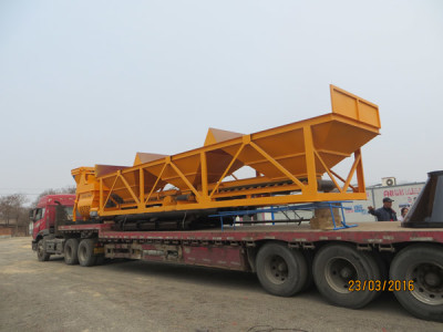 best stationary concrete batching plant for exporting