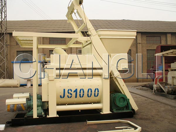 js1000 large cement mixer for sale