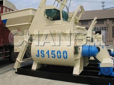 js1500 large cement mixer for sale
