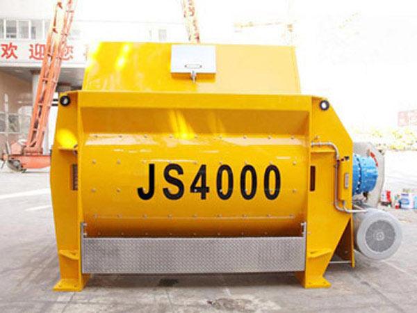js4000 large cement mixer for sale
