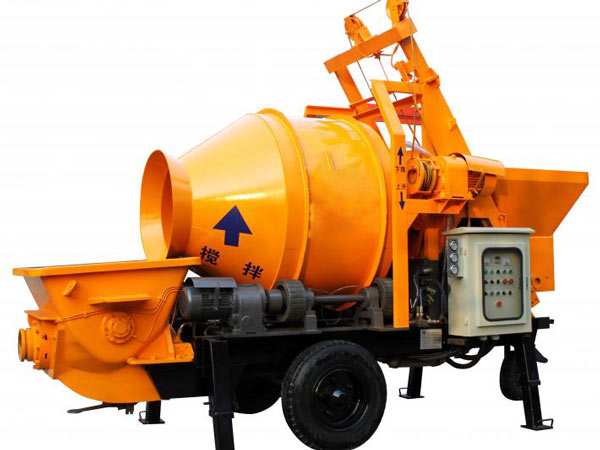 The Maintenance Tips Of Concrete Mixer Pump - Aimix Group
