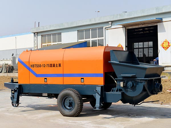 HBT-50 Trailer Concrete Pump