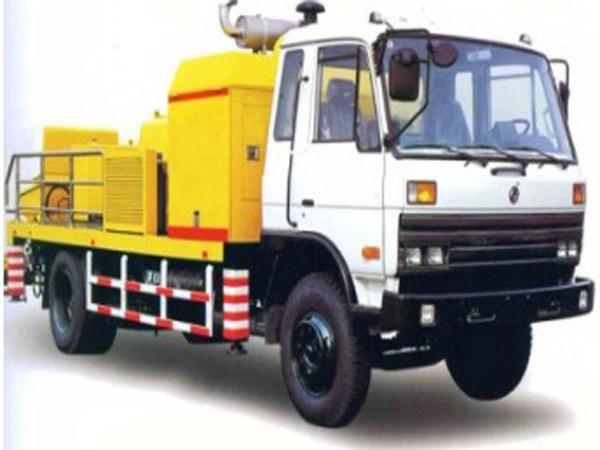 HBCS80-Truck Mounted Concrete Pump