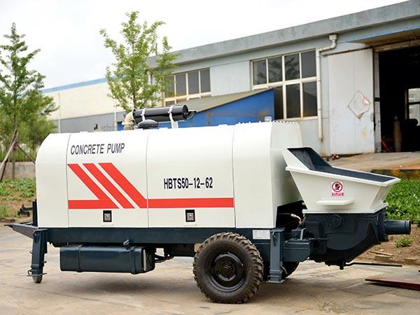 HBTS50 Concrete Line Pump
