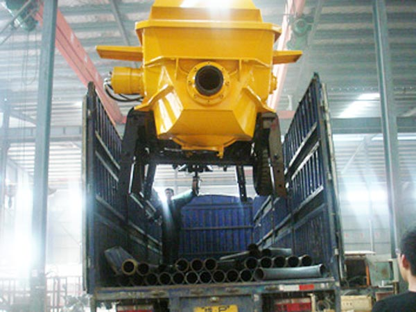 concrete-pump-exported-to-nigeria