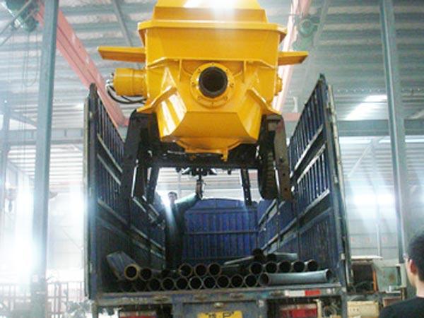 concrete-pump-exported-to-nigeria