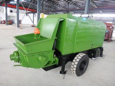 HBT-20 Electric Concrete Pump