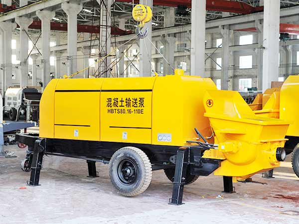 HBT-80 Electric Concrete Pump