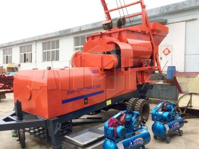 JBS40-concrete-mixer-pump-for-exporting