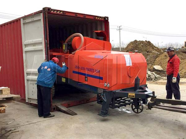 JBS40-concrete-mixer-pump-in-container