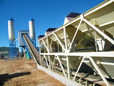 HZS60-concrete-plant