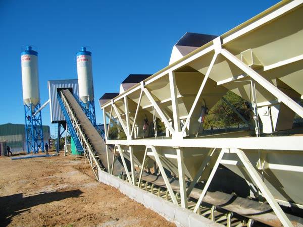 AJ-60 concrete plant