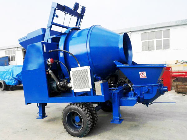 JBS30 Electric Concrete Pump