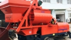 JBS40-JS750concrete mixer pump