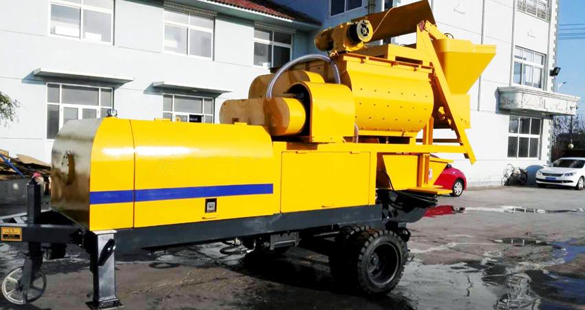 JBS40 concrete mixer pumps for sale