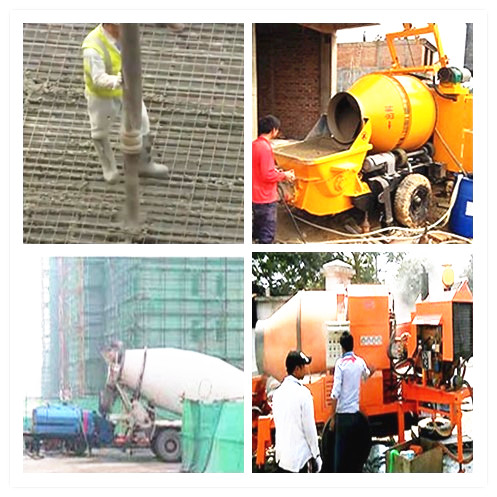 concrete pumps sale