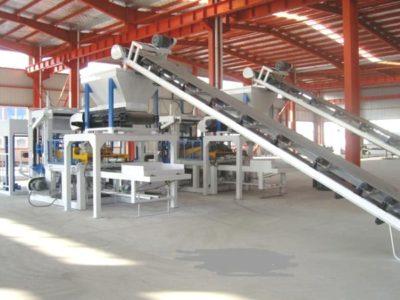 QT4-25semi machine