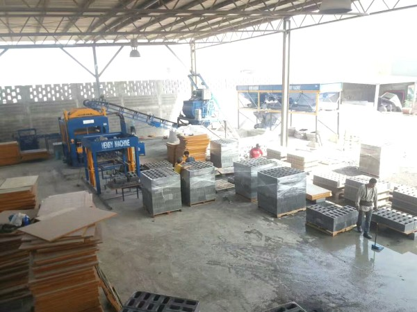 hollow brick machine for sale