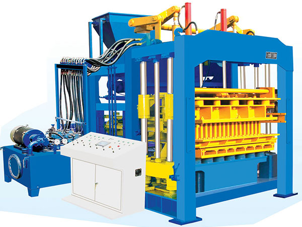 concrete block brick machine for sale