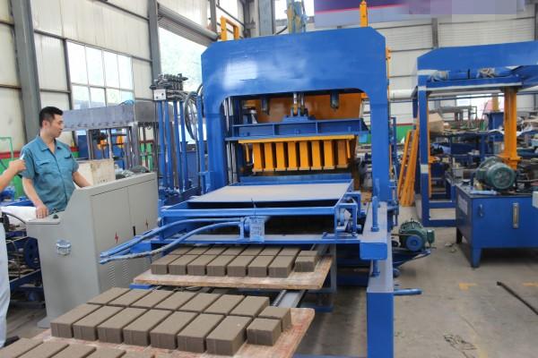 Block Moulding Machine Various Brick Moulding Machines