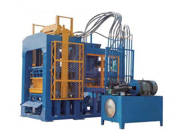 ABM-8S hollow block making machine