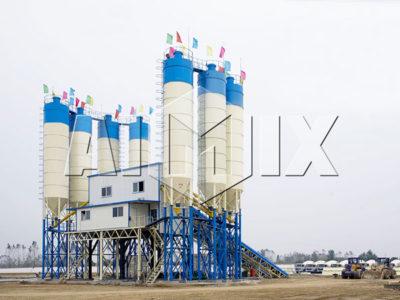 HZS240 Stationary plant