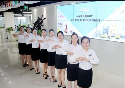staff in Philippines