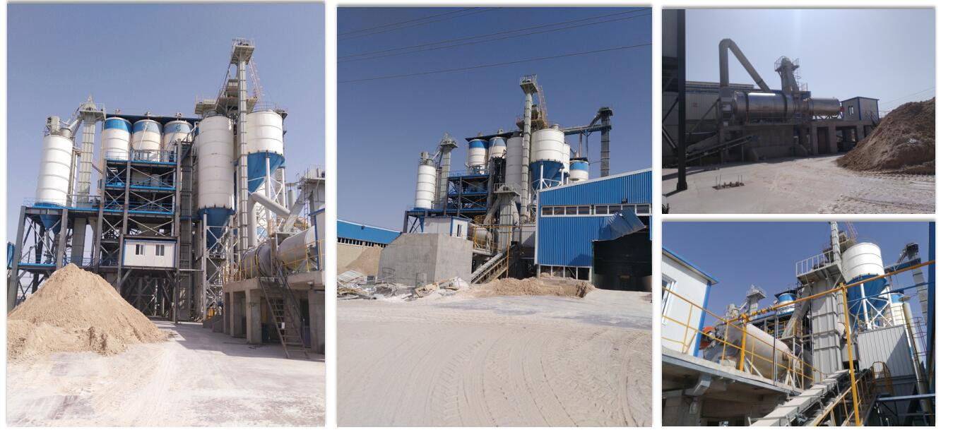30t dry mortar plant in Iran